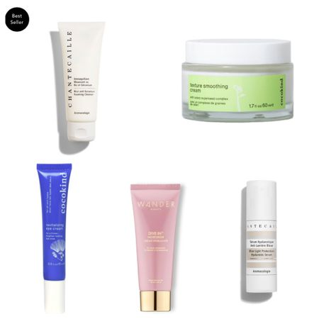 Products I use for my morning skincare routine!  #LTKbeauty #LTKunder100