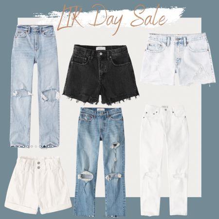 http://liketk.it/3gV96 #liketkit @liketoknow.it #LTKsalealert #LTKDay vacation outfit, shorts, mom jeans, high waisted jeans, distressed shorts, distressed jeans, ultra high rise jeans, 90s jeans, mid rise boyfriend jeans, mid rise boyfriend shorts, high rise jeans, paper bag shorts