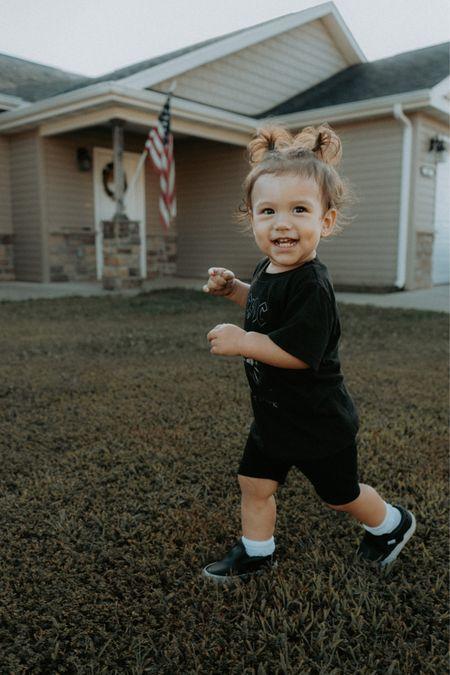 Toddler girl rock and roll style   #LTKbaby #LTKunder50 #LTKkids