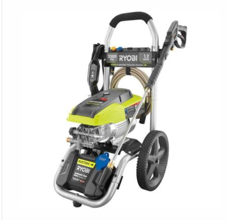Best pressure washer! You can spring clean so many things with this one. And it's light and easy to carry!     #LTKbacktoschool #LTKhome #LTKworkwear