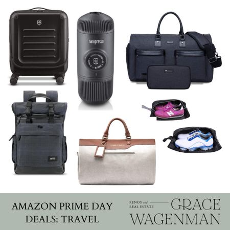 Amazon prime day deals: travel edition   #LTKsalealert #LTKitbag #LTKtravel