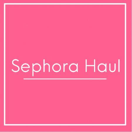 Sephora Haul/Recent Order http://liketk.it/3jaoS #liketkit @liketoknow.it #LTKbeauty