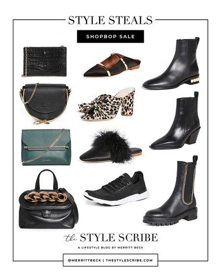 Enjoy up to 25% off at Shopbop with code STYLE! Exclusions apply. Shop some of our favorite handbag and shoe picks below! #fallfashion #fallstyle #shopbop #shopbopsale #salepicks  #LTKshoecrush #LTKsalealert #LTKitbag