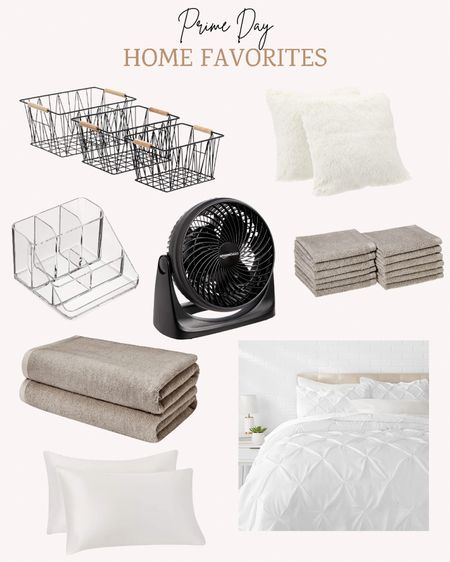 Amazon Prime Day is happening now! There are lots of great deals for your home. These are a few of my favorites.   Don't forget to double tap this post to save it for later.   Follow me for more ideas and sales.   #LTKunder50 #LTKhome #LTKsalealert
