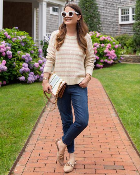 Fall sweaters, fall outfit ideas http://liketk.it/3jWK9 #liketkit @liketoknow.it #LTKsalealert #LTKunder50 #LTKshoecrush