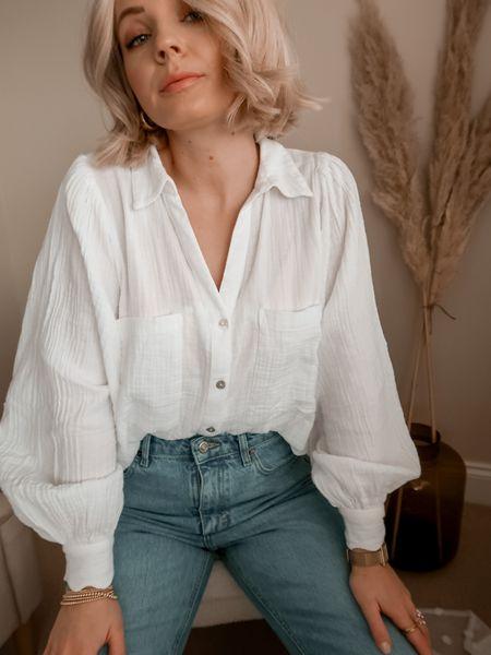 White shirt of dreams 😍 @topshop http://liketk.it/2KV7R @liketoknow.it #liketkit
