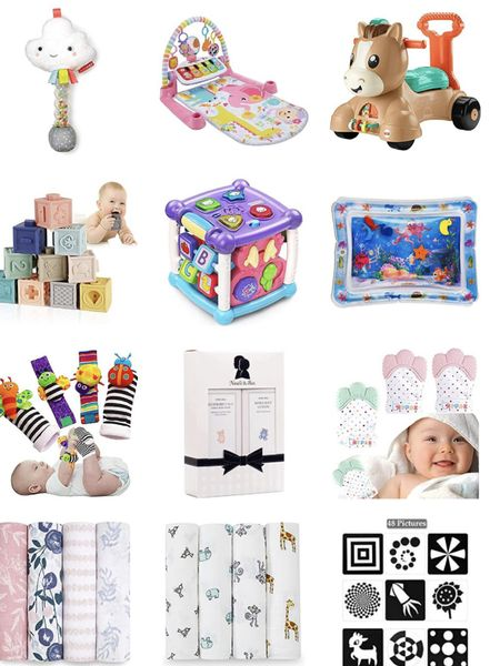 Amazon gift guide for the infant 👶🏻    Shop your screenshot of this pic with the LIKEtoKNOW.it shopping app http://liketk.it/32ffR @liketoknow.it #liketkit @liketoknow.it.family @liketoknow.it.home #LTKbaby #LTKunder50 #StayHomeWithLTK