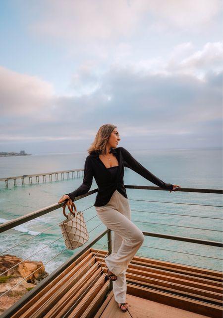 Ocean therapy 🌊   #LTKstyletip #LTKshoecrush #LTKitbag