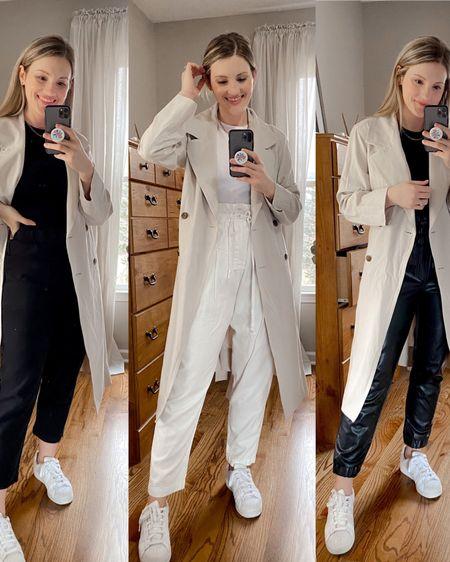 How to style a trench coat http://liketk.it/39i5W #liketkit @liketoknow.it #LTKSeasonal #LTKunder100 #LTKstyletip oat
