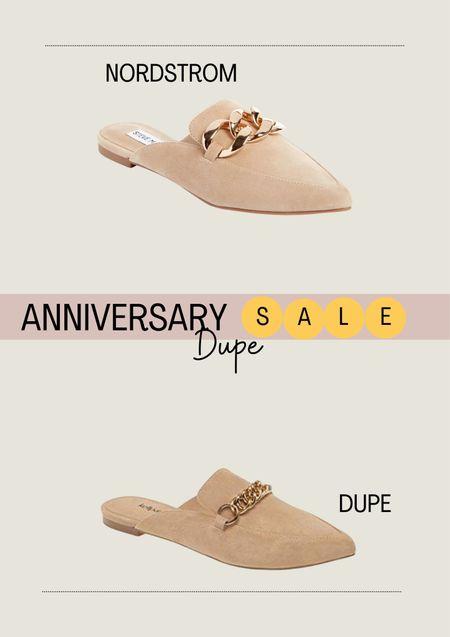 NSale / Nordstrom sale / Nordstrom Anniversary Sale / Mules / fall shoes / dupe  #LTKstyletip #LTKSeasonal #LTKsalealert