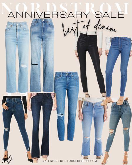 Jeans on sale   #LTKsalealert #LTKunder100 #LTKunder50