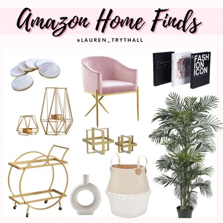 Amazon home decor finds! Super cute decor for your home to spice it up  #LTKSeasonal #LTKunder50 #LTKhome