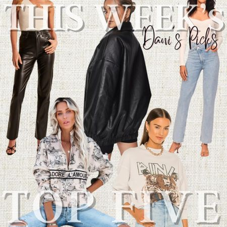 Cozy sweaters, oversized pullovers, leather pants, jeans, faux leather jackets, it all screams fall! You can create any fall outfit with these staples, and mix and match! #fall #falloutfits #falldress #shackets #shacketseason  #LTKstyletip #LTKSeasonal