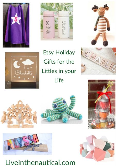 It's here! Holiday gift guides! Here are some cute unique ideas from small businesses and fair trade stores!   #LTKHoliday #LTKSeasonal #LTKGiftGuide