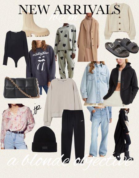 H&M New Arrivals! #hm #fall #style   #LTKunder100 #LTKGiftGuide #LTKstyletip