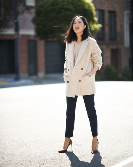 Perfect Fall jacket ❤️  #LTKstyletip #LTKworkwear