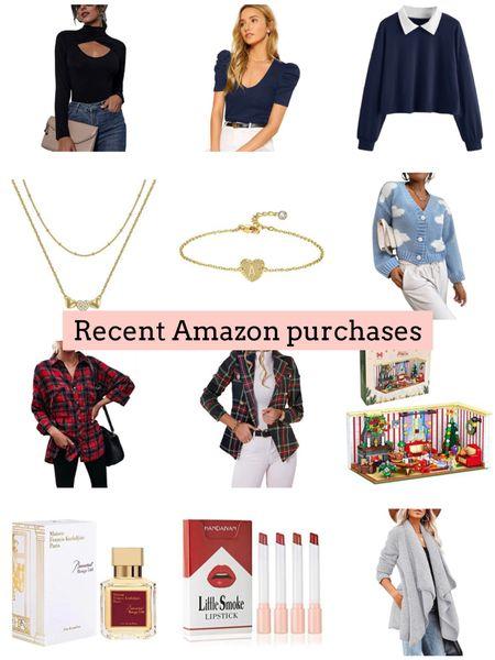 Recent Amazon purchases   #LTKunder100 #LTKSeasonal #LTKunder50