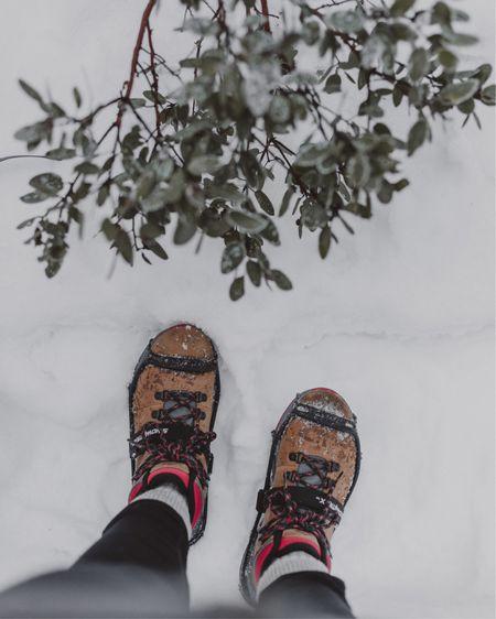 Winter hiking boots and essentials! http://liketk.it/2IDJx #liketkit @liketoknow.it