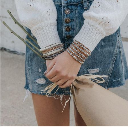 Get these gorgeous bracelets. From @victoriaemerson SALES &DEALS  @secretsofyve : where beautiful meets practical, comfy meets style, affordable meets glam with a splash of splurge every now and then. I do LOVE a good sale and combining codes!  Gift cards make great gifts.  @liketoknow.it #liketkit #LTKDaySale #LTKDay #LTKsummer #LKTsalealert #LTKSpring #LTKswim #LTKsummer #LTKworkwear #LTKbump #LTKbaby #LKTsalealert #LTKitbag #LTKbeauty #LTKfamily #LTKbrasil #LTKcurves #LTKeurope #LTKfit #LTKkids #LTKmens #LTKshoecrush #LTKstyletip #LTKtravel #LTKworkwear #LTKunder100 #LTKunder50 #LTKwedding #StayHomeWithLTK gifts for mom Dress shirt gifts she will love cozy gifts spa day gifts home gifts Amazon decor Face mask  Wedding Guest Dresses #DateNightOutfits  Vacation outfits  Beach vacation  #springsale #springoutfit Walmart dress  under $50 gift ideas White dress #Springdress  #sunglasses #datenight  #Cutedresses  #CasualDresses   Abercrombie & Fitch  #Denimshorts  Postpartum clothes Motherhood #Mothers Shorts  #Sandals  #Pride fashion  #inclusive #jewelry #Walmartfinds  #Walmartfashion  #Smockedtop  #Beachvacation  Vacation outfits  Espadrilles  Spring shoes  Nordstrom sale Running shoes #Springhats  #makeup  lipsticks Swimwear #whitediamondrings Black dress wedding dresses  #weddingoutfits  #designerlookalikes  #sales  #Amazonsales  Business casual #hairstyling #amazon #amazonfashion #amazonfashionfinds #amazonfinds #targetsales  #TargetFashion #affordablefashion  #fashion #fashiontrends #summershorts  #summerdresses  #kidsfashion #workoutoutfits  #gymwear #sportswear #homeorganization #homedecor #overstockfinds #boots #Patio #designer Romper #baby #kitchenfinds #eclecticstyle Office decor Office essentials Graduation gift Patio furniture  Swimsuitssandals Wedding guest dresses Amazon fashion Target style SheIn Old Navy Asos Swim Beach vacation Beach bag Outdoor patio Summer dress White dress Hospital bag Maternity Home decor Nursery Kitchen Disney outfits Father's Da