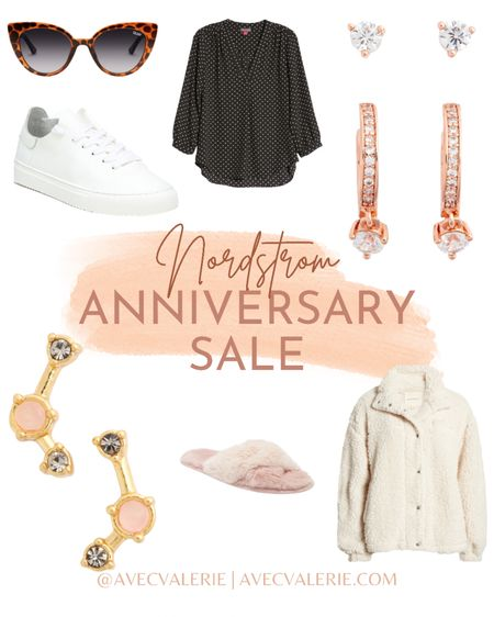Today is the last day of the Nordstrom Anniversary Sale! From plush, faux fur slippers to delicate earrings, these are my top picks for women's items. You can find them in-store and online. Shop now before prices go up!  #LTKsalealert #LTKstyletip #LTKunder50
