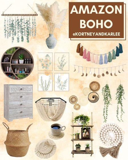 Amazon Boho Decor!  Amazon home decor | amazon home | amazon finds | amazon favorites | amazon home finds | amazon home finds | amazon prime | amazon finds for the home | amazon home favorites | must haves for the home | amazon must haves for the home | amazon boho home decor | amazon boho favorites | amazon boho home favorites | boho home decor | Kortney and Karlee | #Kortneyandkarlee @liketoknow.it #liketkit  #LTKunder50 #LTKunder100 #LTKsalealert #LTKstyletip #LTKSeasonal #LTKhome