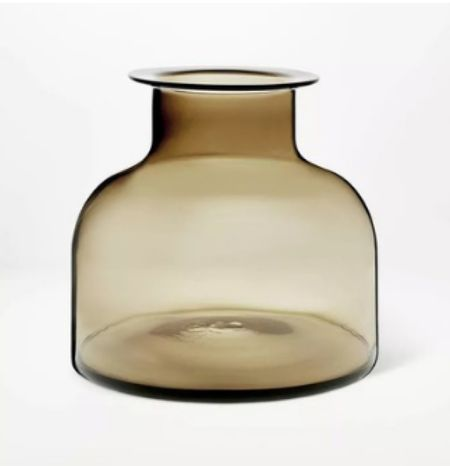 Love this glass vase and it's the perfect fall decor if you just want to switch up the colors/tones in your home decor!   #LTKunder50 #LTKSeasonal #LTKhome
