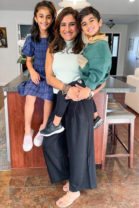 Happy Thursday everyone.  Laila & Mikayl are both ready for a new school year. As it happens we started the school year a little later than expected. But have no fear as @walmart to the rescue for this mom and all our #backtoschool needs. #ad  I picked up all their school supplies, and since they've both hit a major growth spurt this summer, we also got some really cute outfits. Sharing some of my favorite picks in my stories.  Xx   #LTKfamily #LTKkids