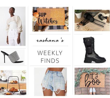 Rashana's Weekly Finds 9/9/21 http://liketk.it/3nlNY #liketkit #LTKfit #LTKsalealert #LTKshoecrush #LTKstyletip #LTKunder50 #LTKunder100 @liketoknow.it