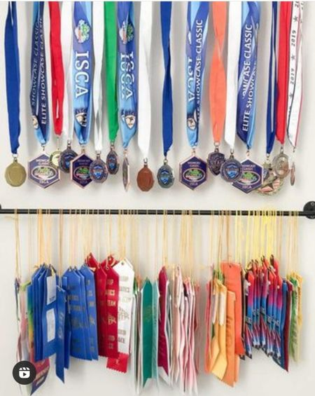 Show this medals and ribbons display! http://liketk.it/3jl3c @liketoknow.it #liketkit #LTKunder100 #LTKunder50 #LTKhome #LTKfamily #LTKswim #LTKkids @liketoknow.it.home @liketoknow.it.family