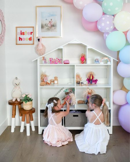 The cutest dollhouse that doubles as toy storage!    http://liketk.it/3e9wf #liketkit @liketoknow.it    #LTKfamily @liketoknow.it.home @liketoknow.it.family   You can instantly shop all of my looks by following me on the LIKEtoKNOW.it shopping app