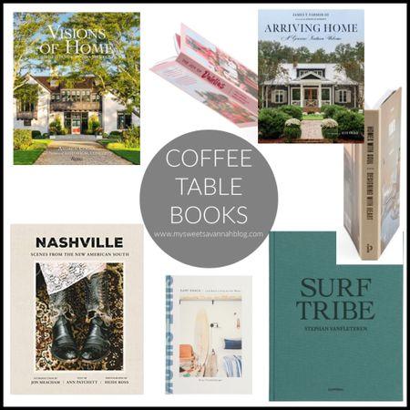 Coffee table books I'm loving right now! http://liketk.it/3chBa #liketkit @liketoknow.it