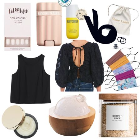 This week's Best Sellers  Beautycounter : Beauty : Skincare : Skincare Routine : At Home Mani : White Nails : Skin Brightening : Heatless Curls : Old Navy : Black Blouse : Women's Top : Free People : Mask : Athleta : Pantry Labels : Home : Kitchen : Diffuser  #LTKunder50 #LTKhome #LTKbeauty
