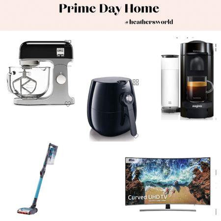 Prime day home favourites  #lktit #primeday #shark #coffeemachine #smarttv #airfryer #standmixer   #LTKhome #LTKunder100 #LTKsalealert