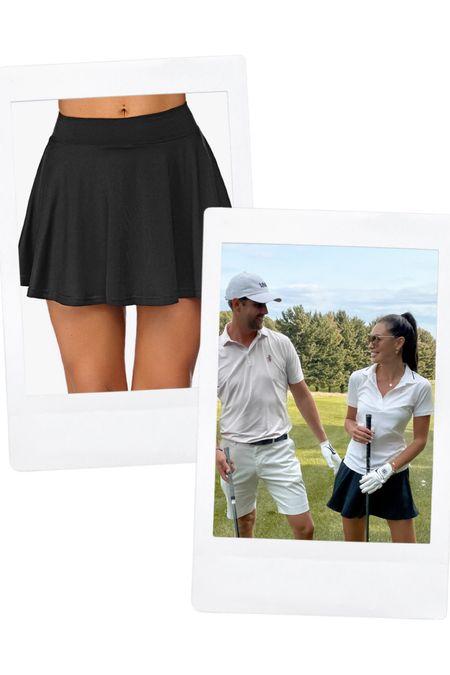 Golf and tennis skirt. #tennis #golf    #LTKfit