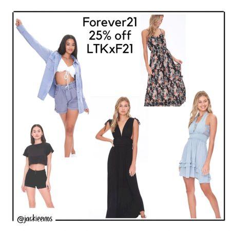 Forever 21 sale  LTKDAY code LTKxF21 http://liketk.it/3hkxU #liketkit @liketoknow.it #LTKDay #LTKstyletip #LTKunder50