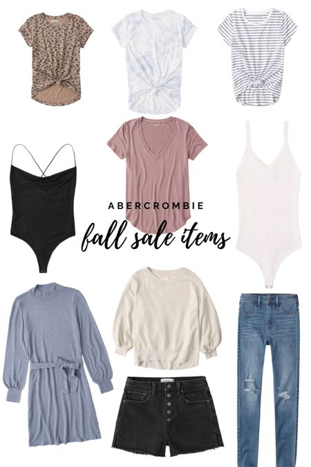 http://liketk.it/2VYMm #liketkit @liketoknow.it Abercrombie fall style, on sale for Labor Day