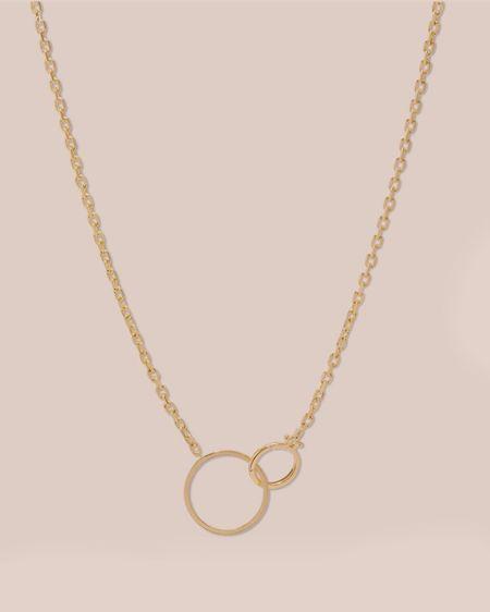 jewelry, gold necklace, accessories  http://liketk.it/3iIgm #liketkit @liketoknow.it   #LTKunder100 #LTKstyletip #LTKwedding