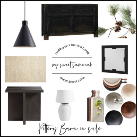 Pottery barn sale! Shop some of my favorite items on sale and clearance right here.   #LTKhome #LTKsalealert