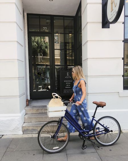Already planning our next trip to Charleston. And I'm working on a post to share all about our trip - stay tuned babes! @therestorationhotel screen shot to get my look with @liketoknow.it #liketkit http://liketk.it/2w0xc #charleston