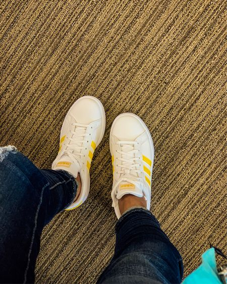 These casual sneakers are one of my faves this season! Can you tell that I'm loving yellow right now?! Found these on @ebay! What I love about shopping there is that they will price match so you will never over pay for any item! I've linked some of my top pics for sneakers this Spring!  2 ways to shop them! 1️⃣ Download the LIKEtoKNOW.it app and follow me Simplydaph to shop this pic via screenshot 2️⃣ click the link in my bio and go to the Shop tab! @liketoknow.it #liketkit http://liketk.it/2C0Q3 #LTKunder100 #LTKtravel #LTKspring #LTKsalealert #LTKstyletip #LTKshoecrush #LTKunder50 #ad #happeningonebay #ebaystyle