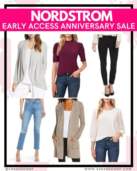 The new school year is right around the corner & Nordstrom is having an early access anniversary sale! 📚 So many style selections that are teachers-friendly!  #LTKsalealert #LTKstyletip #LTKworkwear