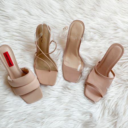 Asos Sale Shoe Haul #summersandals #mules #clearsandals #nudemules http://liketk.it/3dkt6 #liketkit @liketoknow.it