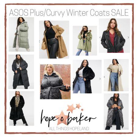 @ASOS plus/curvy winter coat sale!! Run don't walk. 🙌🏽👏🏽🙏🏽    http://liketk.it/34qpn #liketkit #LTKcurves #LTKsalealert @liketoknow.it    You can instantly shop my looks by following me on the LIKEtoKNOW.it shopping app