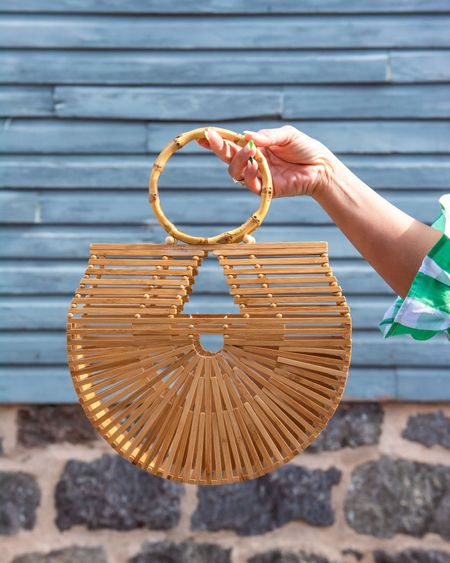 Bamboo clutch from Amazon.  Bamboo purse, Bamboo bag, Amazon finds http://liketk.it/3g3B0 @liketoknow.it #liketkit #LTKSpringSale #LTKunder50 #LTKunder100 #LTKitbag #LTKtravel Download the LIKEtoKNOW.it app to shop this pic via screenshot