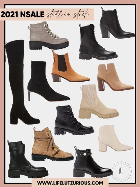 Boots still in stock from the Nordstrom sale! #nsale #boots   #LTKstyletip #LTKshoecrush #LTKsalealert