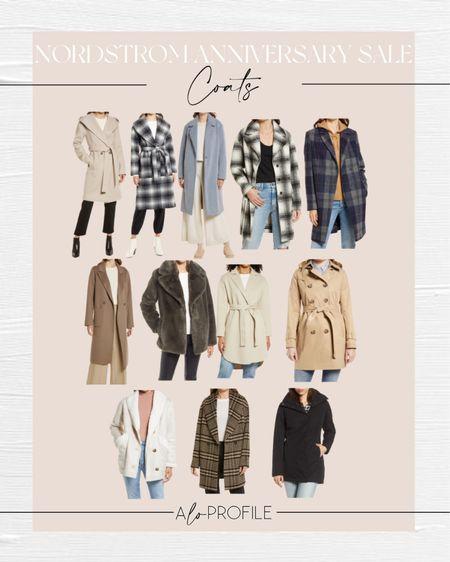 Nsale coats   #LTKsalealert