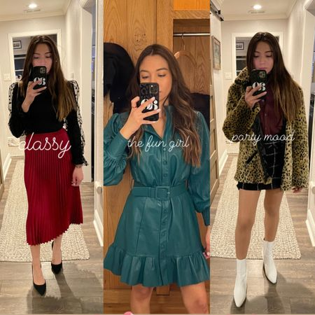 New Years Eve Outfits http://liketk.it/34O0s #liketkit @liketoknow.it #LTKNewYear #StayHomeWithLTK #LTKfit   You can instantly shop all of my looks by following me on the LIKEtoKNOW.it shopping app