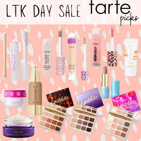 Tarte #LTKDay favorites!   #LTKsalealert #LTKbeauty