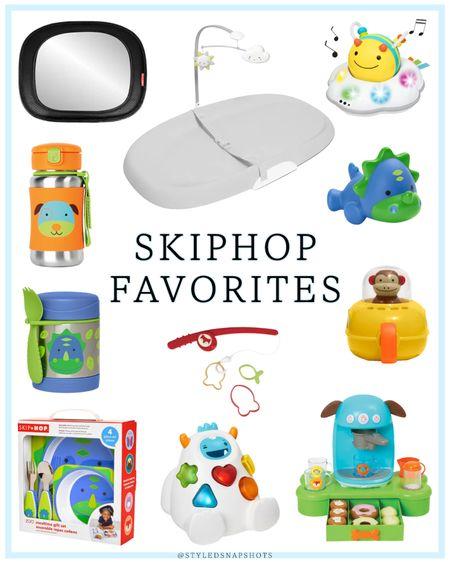 Skiphop favorites // baby gear // bath toys // baby toys   #LTKkids #LTKunder50 #LTKbaby