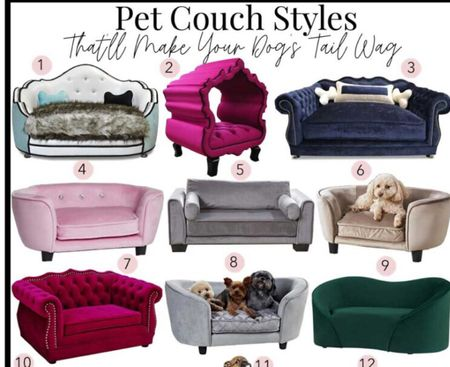 Awesome pet sofa styles to update your fall decor. Love these dog beds to update my living room furniture.   Pet bed, dog furniture, fall decor, living room inspiration, living room decor, home decor, amazon finds, Walmart finds, target finds.   Follow me on LIKEtoKNOW.it for more awesome home finds  #LTKhome #LTKstyletip #LTKfamily
